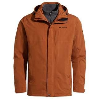 VAUDE Men's Rosemoor 3in1 Jacket Doppeljacke Herren terra