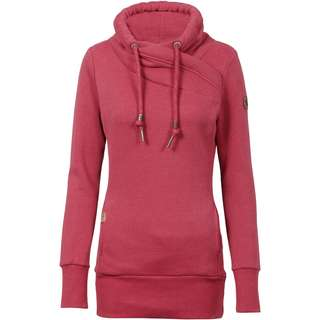Ragwear Neska Sweatshirt Damen raspberry