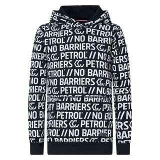 Petrol Industries Hoodie Kinder Dark navy