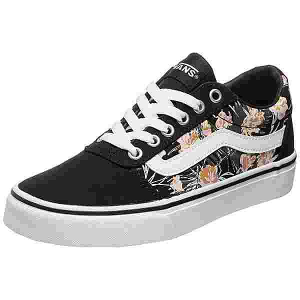 Vans Ward Sneaker Damen schwarz / rosa