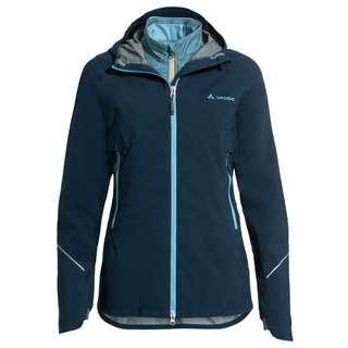 VAUDE Women's Yaras 3in1 Jacket Doppeljacke Damen dark sea