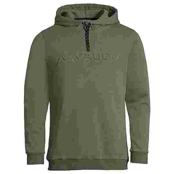 VAUDE Men's Manukau Hoody II Sweatshirt Herren cedar wood