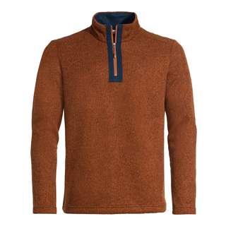 VAUDE Men's Tesero Pullover Sweatshirt Herren terra