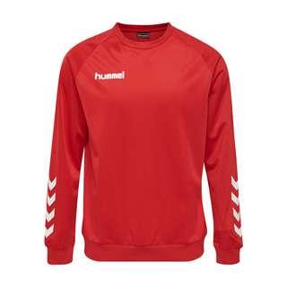 hummel hmlPROMO POLY SWEATSHIRT Sweatshirt Herren TRUE RED