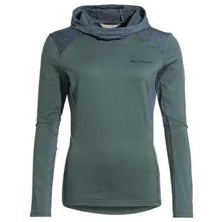 VAUDE Women's Qimsa LS T-Shirt Outdoorjacke Damen dusty forest