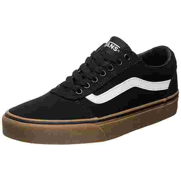 Vans Ward Sneaker Herren schwarz / braun