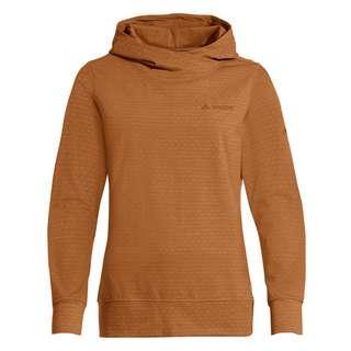 VAUDE Women's Tuenno Pullover Sweatshirt Damen silt brown