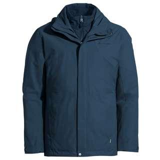 VAUDE Men's Caserina 3in1 Jacket II Doppeljacke Herren dark sea