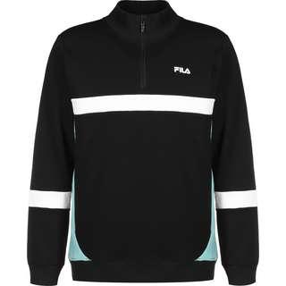 FILA Sportswear Sweatshirt Herren schwarz