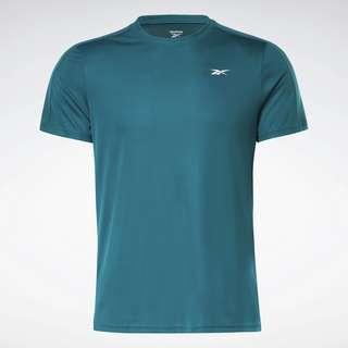 Reebok Workout Ready Tech T-Shirt Funktionsshirt Herren Grün