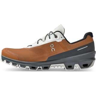 ON Cloudventure Waterproof Trailrunning Schuhe Herren pecan-lead