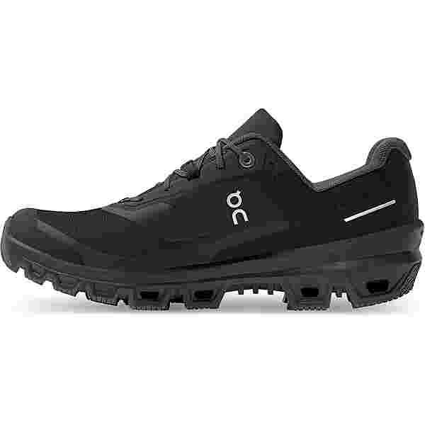 ON Cloudventure Waterproof Trailrunning Schuhe Damen black