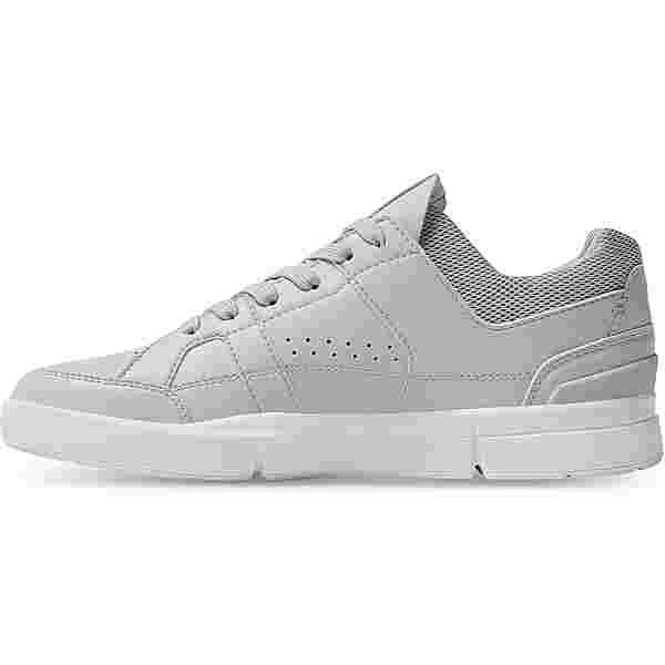 ON The Roger Clubhouse Sneaker Herren glacier-white