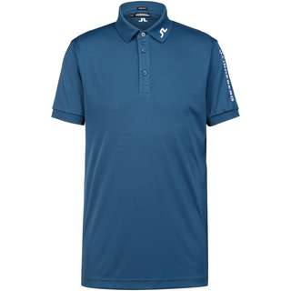 J.Lindeberg Tour Poloshirt Herren majolica blue