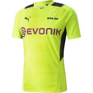 PUMA Borussia Dortmund Funktionsshirt Herren safety yellow-puma black