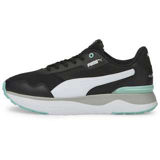 PUMA R78 Sneaker Damen black-white-eggshell blue