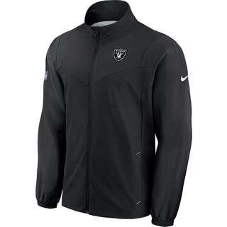 Nike Las Vegas Raiders Polyjacke Herren black-field silver