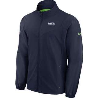 Nike Seattle Seahawks Polyjacke Herren college navy-action green