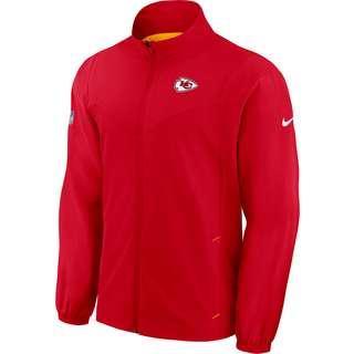 Nike Kansas City Chiefs Polyjacke Herren university red-university gold