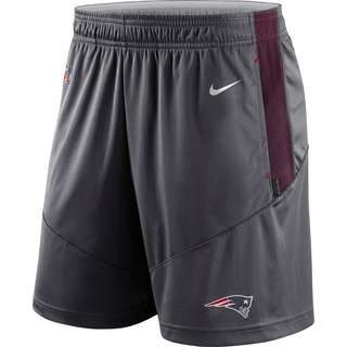 Nike New England Patriots Funktionsshorts Herren anthracite-flat silver-university red