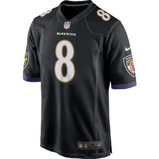 Nike Lamar Jackson Baltimore Ravens Trikot Herren black