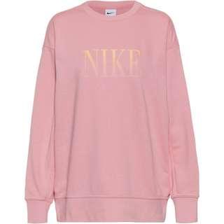 Nike Dri-FIT Get Fit Sweatshirt Damen pink glaze-melon tint-white