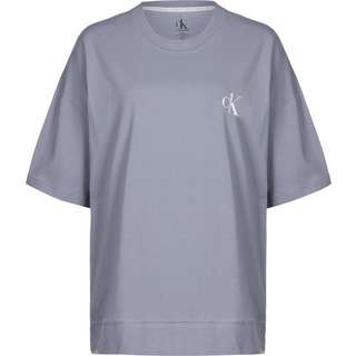 Calvin Klein Crew Neck T-Shirt Herren blau
