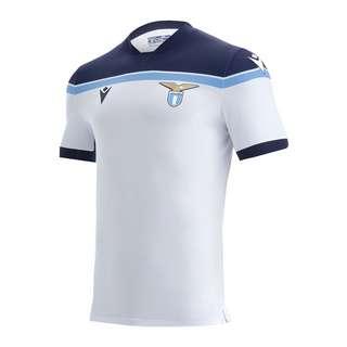macron Lazio Rom Trikot Away 2021/2022 Trikot weiss