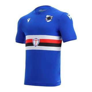 macron Sampdoria Genua Trikot Home 2021/2022 Trikot blau