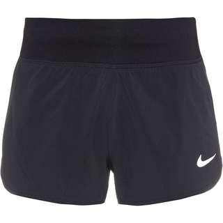 Nike Eclipse Funktionsshorts Damen black-reflective silv