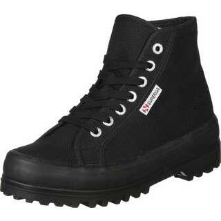 Superga 2341 Cotu Alpina W Sneaker Damen schwarz