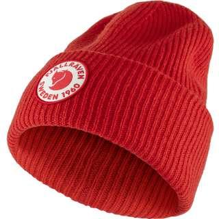 FJÄLLRÄVEN Merino 1960 Logo Beanie true red