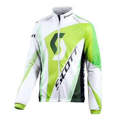 SCOTT RC Pro AS Jacket Plus Fahrradjacke Herren hellgrün/weiß