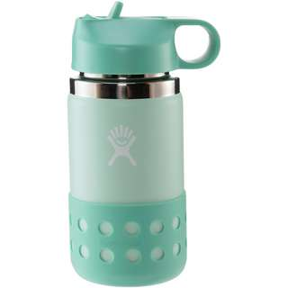 Hydro Flask 12 OZ KIDS WIDE MOUTH STRAW LID & BOOT Isolierflasche Kinder paradise