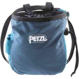 Petzl SAKA CHALK BAG Chalkbag gray