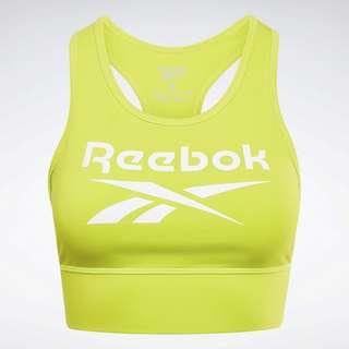 Reebok Reebok Identity Sports Bra BH Damen Gelb
