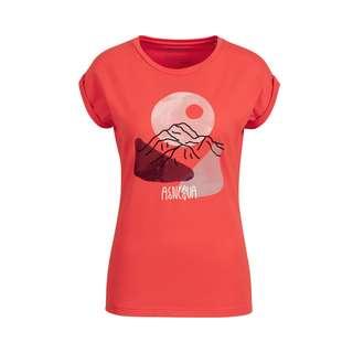 Mammut Mountain T-Shirt Damen sunset PRT1