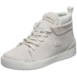 Lacoste Explorateur Sneaker Damen weiß / beige
