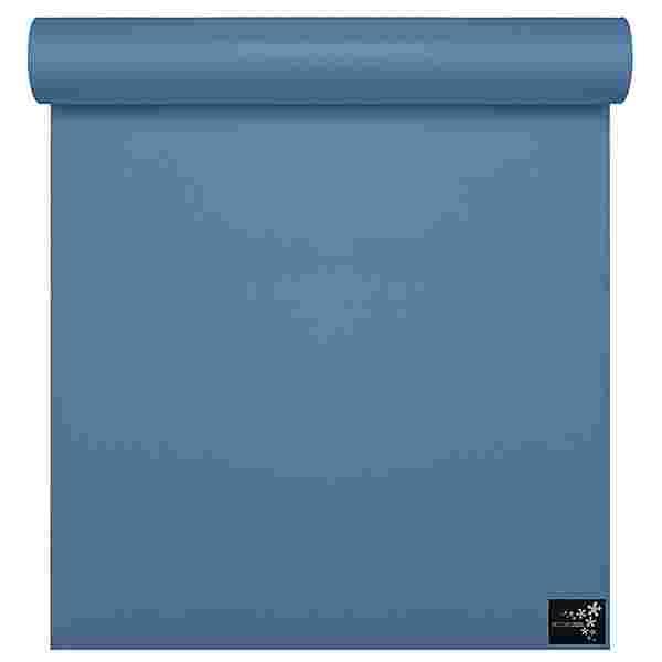 YOGISTAR.COM Matte topaz blue
