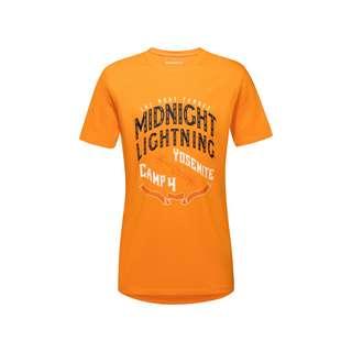 Mammut Massone T-Shirt Herren dark radiant PRT3