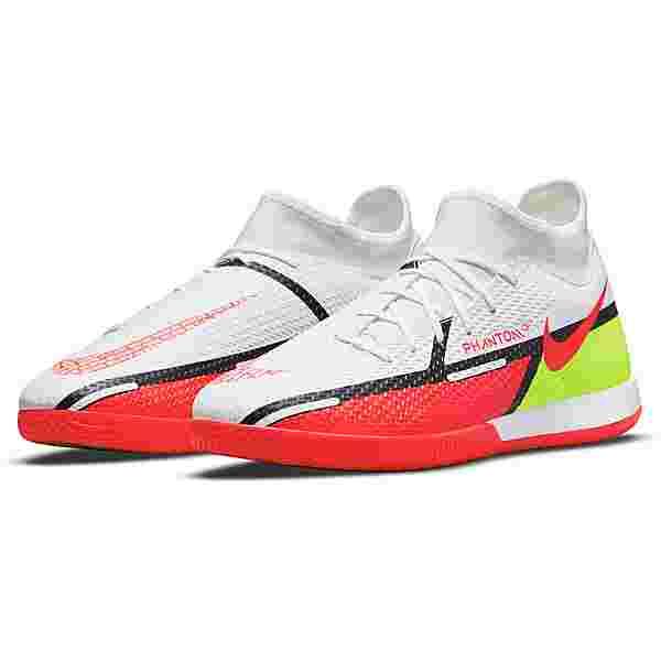 Nike Phantom GT2 Academy DF Fußballschuhe Herren weiß / rot