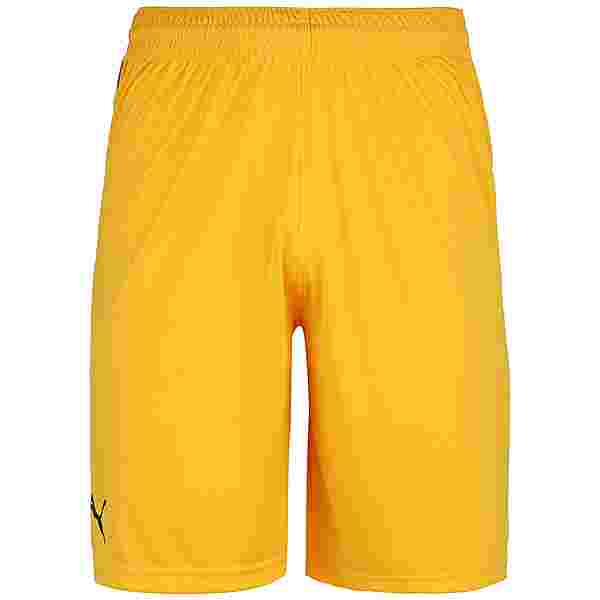 PUMA Game Basketball-Shorts Herren gelb