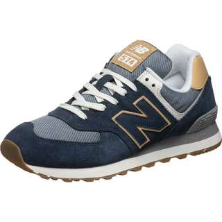 NEW BALANCE ML574 Sneaker blau