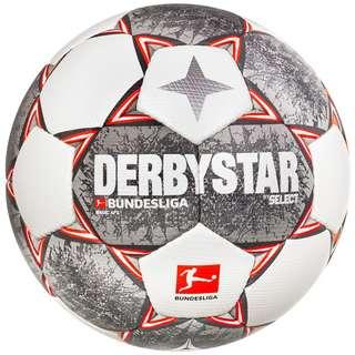 Derbystar Bundesliga Magic APS v21 Fußball Herren weiß / orange