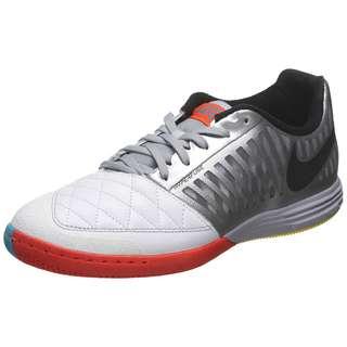 Nike Lunar Gato II Fußballschuhe Herren weiß / silber