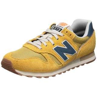 NEW BALANCE ML373 Sneaker Herren gelb / schwarz