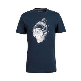 Mammut La Liste T-Shirt Herren marine PRT2