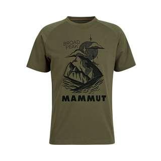 Mammut Mountain T-Shirt Herren iguana PRT2
