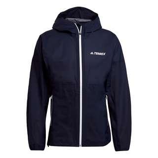 adidas Agravic 3L Jacke Trainingsjacke Herren Blau