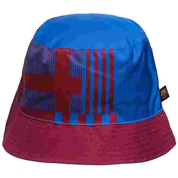 Nike FC Barcelona Reversible Cap blau / rot